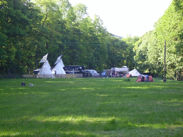 Opening a Camp Site Anywhere